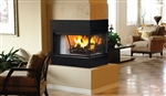 Superior Wood Burning Fireplace WRT4000 Multi-View