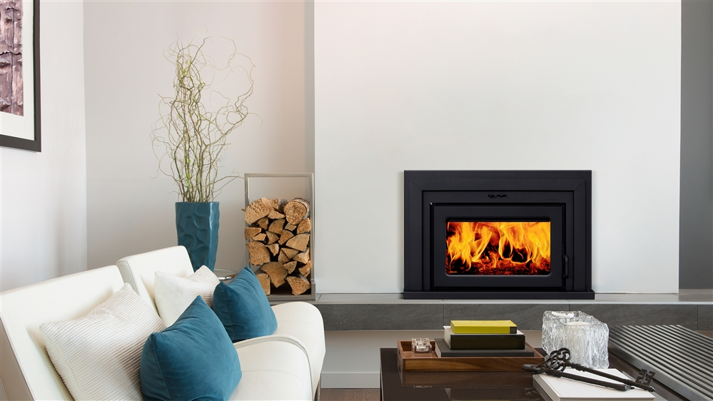 SUPREME FUSION PLUS FIREPLACE INSERT