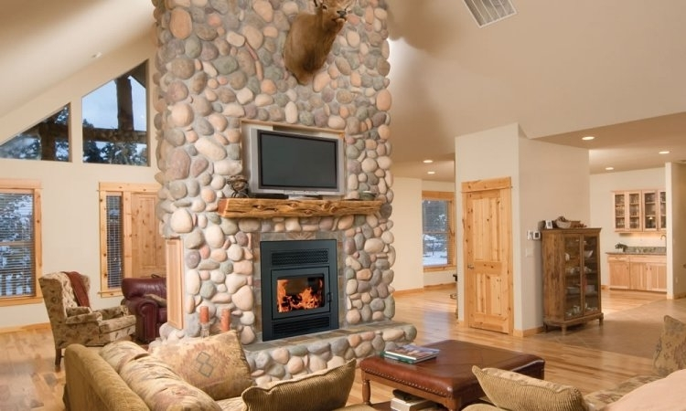 Two sided fireplace for Double sided fireplace price
