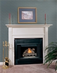 Vantage Hearth B Vent Gas Fireplace Standard Traditional