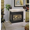 Vantage Hearth Direct Vent Gas Corner Fireplace