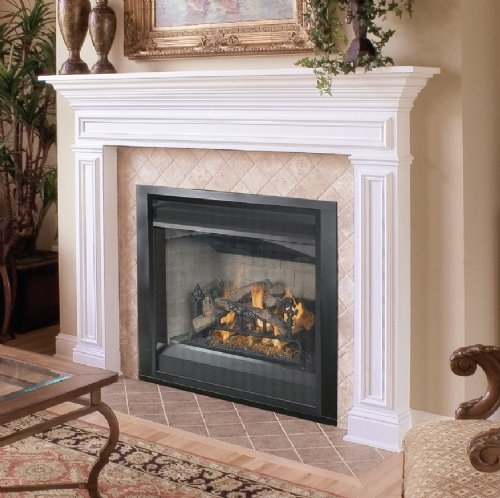 Vantage Hearth Direct Vent Gas Fireplace Performance VersaFire ...