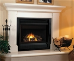 Vantage Hearth Direct Vent Gas Fireplace Standard Advantage VersaFire