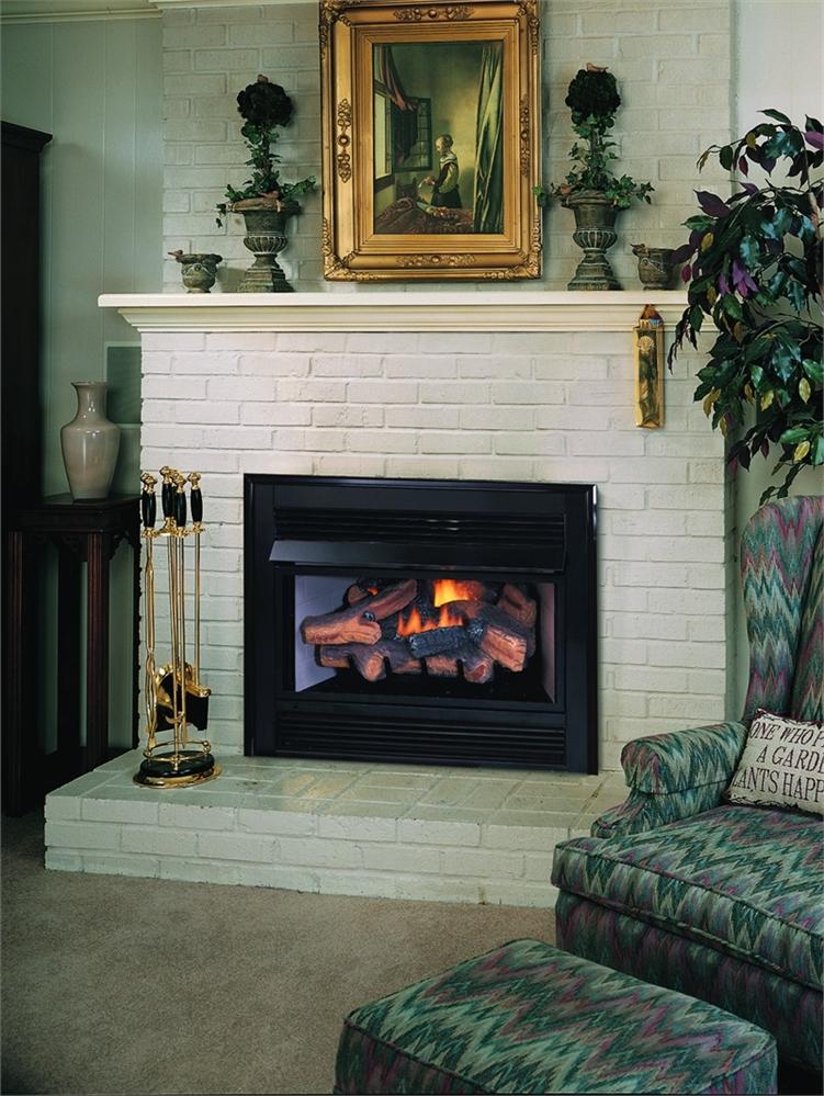Fireplaceinsert Com Vantage Hearth Vent Free Gas Fireplace