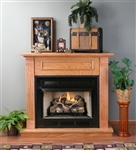 Vantage Hearth Vent Free Gas Performance Traditional Firebox