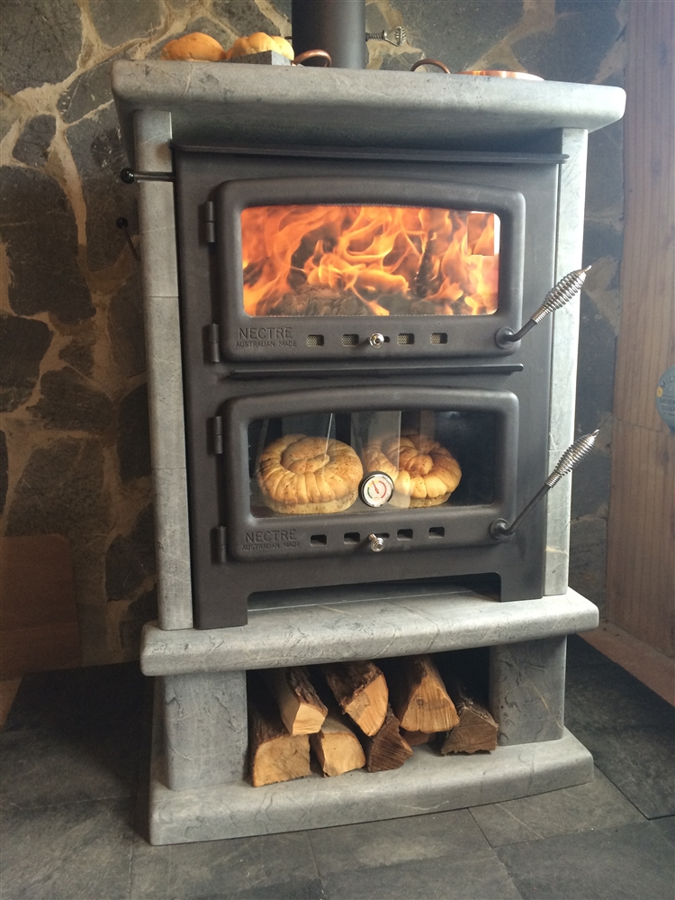 Vermont Bun Baker Wood Cookstove Xl 2500