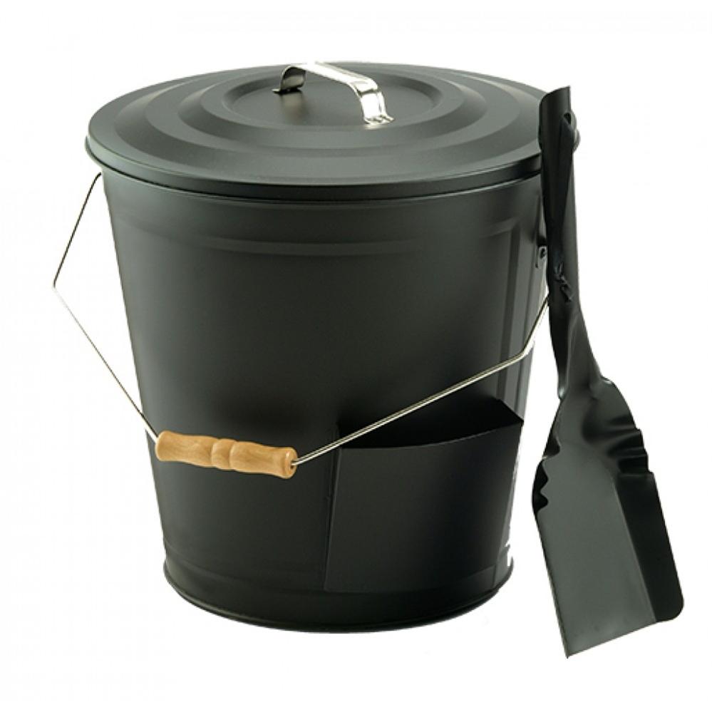 Good Fireplace Ash Shovel Part - 11: Vogelzang Ash Bucket And Shovel Kit