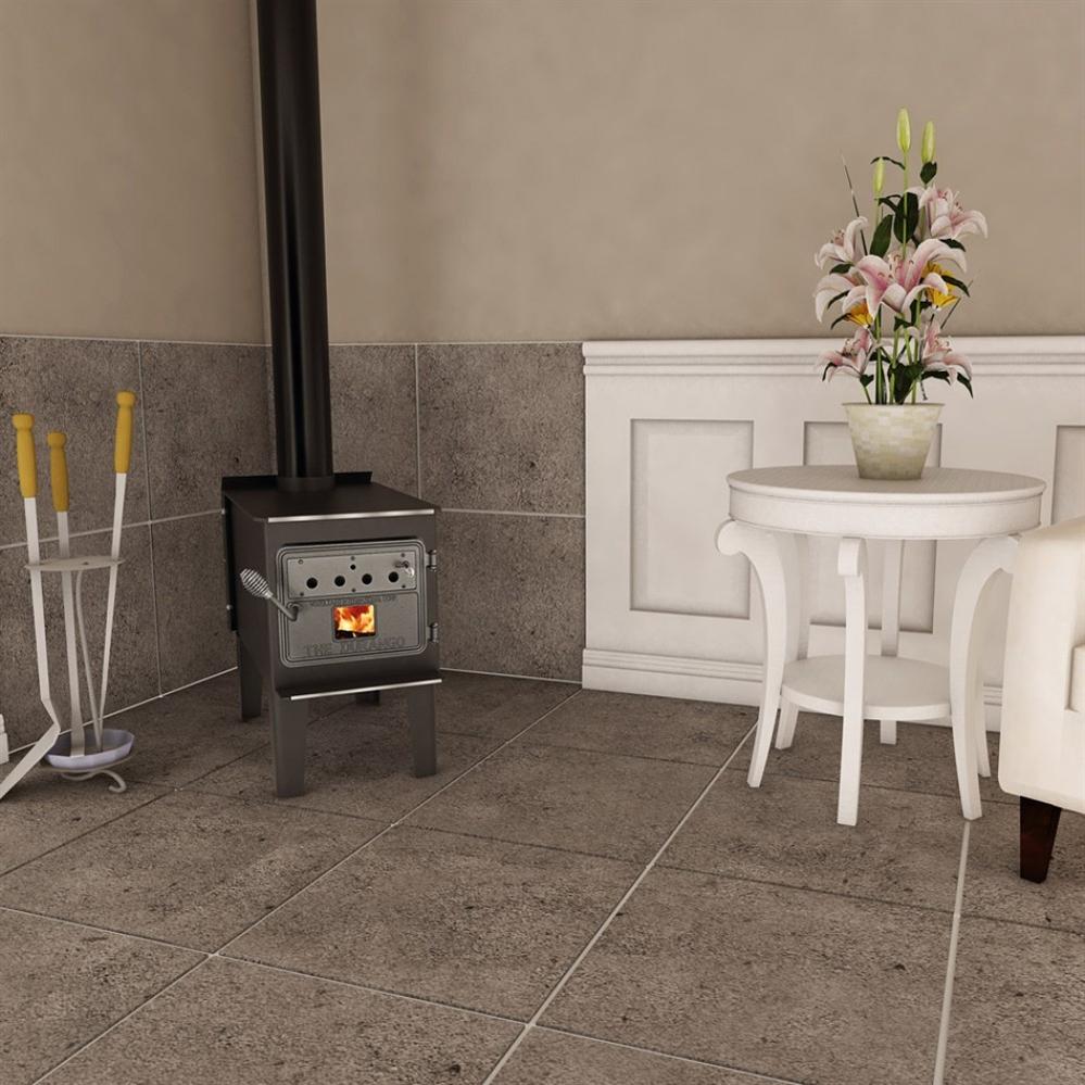 Fireplaceinsert Com Vogelzang Plate Steel Wood Stove Durango
