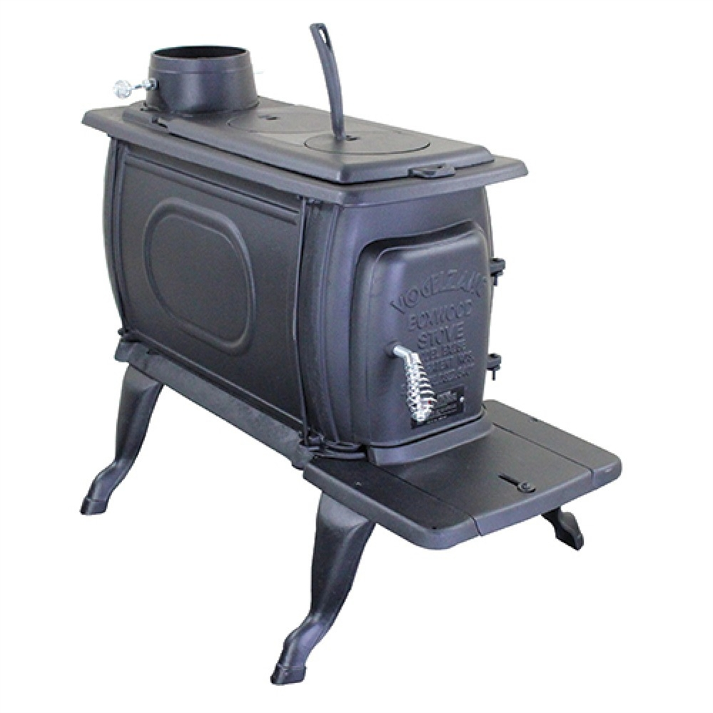 - Fireplaceinsert.com,Vogelzang Cast Iron Standard Boxwood Wood Stove