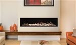 White Mountain Hearth by Empire Vent Free Linear Gas Fireplace Boulevard 60""