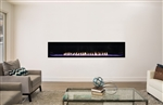 White Mountain Hearth by Empire Vent Free Linear Gas Fireplace Boulevard 72""