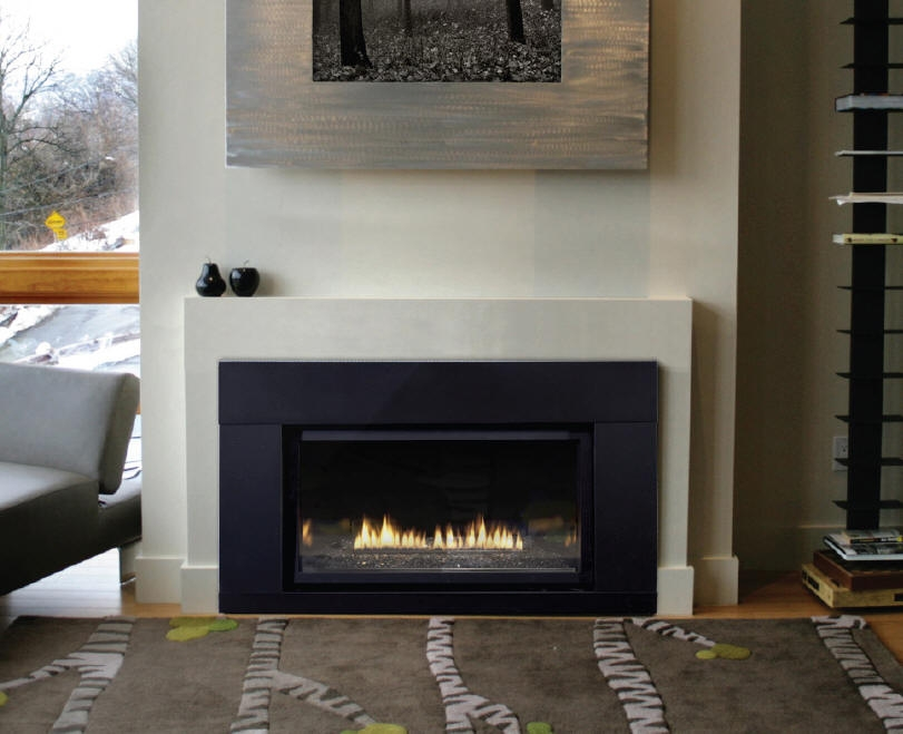 Admirable White Mountain Hearth By Empire Direct Vent Gas Fireplace Insert Loft 25 Download Free Architecture Designs Meptaeticmadebymaigaardcom