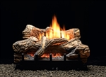 White Mountain Hearth by Empire Vent Free Gas Log Set Flint Hill