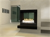 White Mountain Hearth by Empire Multi-Sided Vent Free Gas Burner Loft