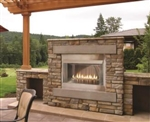 White Mountain Hearth by Empire Ventless Premium Outdoor Gas Firebox 36""