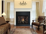 "White Mountain Hearth By Empire DV Clean Face Fireplace Tahoe Premium 42"" Traditional"