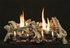 White Mountain Hearth by Empire Vented Gas Log Set Driftwood
