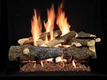 White Mountain Hearth by Empire Vented Gas Log Set Frontier