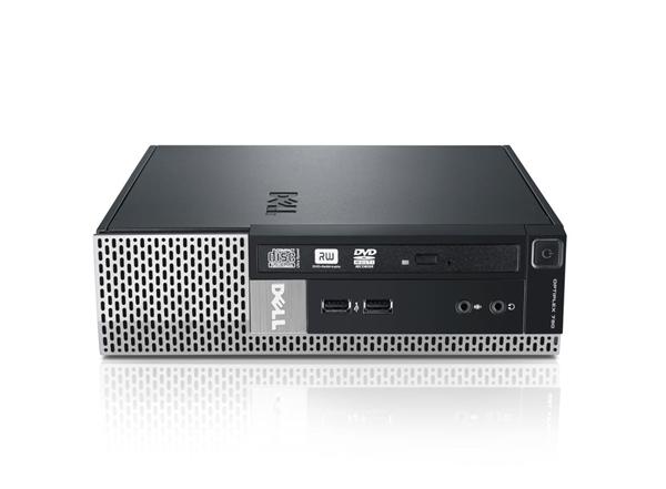 Dell OptiPlex 790 Intel Core i5 (Quad Core) 2 5GHz, 8GB, DVD, 250GB HD,  Ultra Small Form Factor Off-Lease PC