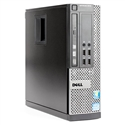 <b>Dell Optiplex 9010</b> Intel Core i5 (Quad-Core) 3.2GHz, 8GB, DVD-RW, 250GB HD, Small Form Factor Off-Lease PC