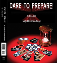"""Dare To Prepare 6th Edition 2020"" book by Holly Deyo"