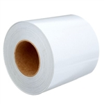 3M White Reflective Tape 100mm x 45.7m Roll Class 2