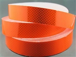 "3Mâ""¢ Diamond Gradeâ""¢ Cubed (DG3) Fluro Orange Reflective Tape - 4084 Fluorescent Orange 50mm x 45.7m roll"