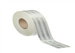3M White Reflective Tape 100mm x 45.7m Roll Class 1