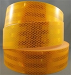 3M Reflective Tape 50mm X 45.7m Roll Class 1 - Yellow