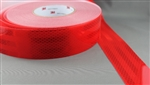 3M Reflective Tape 50mm X 45.7m Roll Class 1 - Red