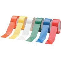 AISLE MARKING TAPE B-725 75MM RED