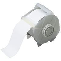 GLOBALMARK B-581REPOSITION TAPE 57MM WHT