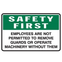 EMPLOYEES ARE NOT PERMIT.. 450X300 MTL