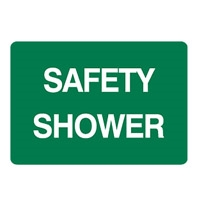 SAFETY SHOWER 300X450 MTL