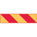VEH & TRUCK ID SIGN RIGHT STRIPE REF M