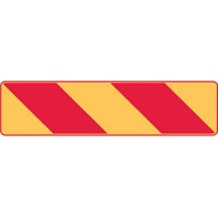 VEH & TRUCK ID SIGN RIGHT STRIPE REF