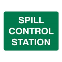 SPILL CONTROL STATION 300X450 POLY