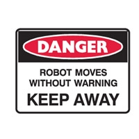 ROBOT MOVES WITHOUT WARN.. 450X300 POLY