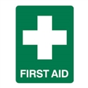 FIRST AID 300X225 POLY