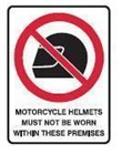 MOTORCYCLE HELMETS MUST.. 250X180 SS
