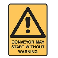 CONVEYOR MAY START WITH.. 300X225 MTL