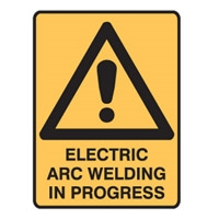 ELECTRIC ARC WELDING IN PROGR..LBLS PK5