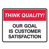 THINK QUALITY OUR GOAL..POLY