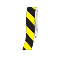 HAZ STRIPE ANTI-SLIP TAPE 100MM BLK/YEL