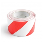 HAZ STRIPE ANTI-SLIP TAPE 150MM RED/WHT
