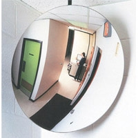 ECONOMY CONVEX SAFETY MIRROR 305MM