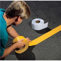 PAVEMENT MARKING TAPE 45M WHT