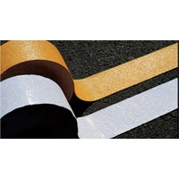 Yellow Economy Pavement Marking Tape 45m.
