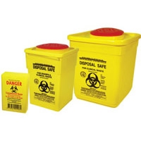 SHARPS CONTAINER 100ML