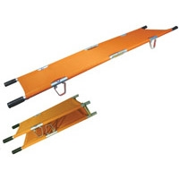 LIGHTWEIGHT POLE STRETCHER